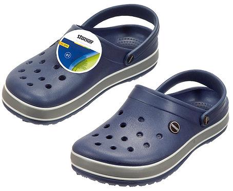 נעלי גינה צבע כחול סטוקר
