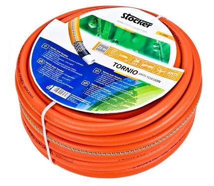 צינור השקיה מחוזק 1/2 אורך 25 מטר דגם TORNIO