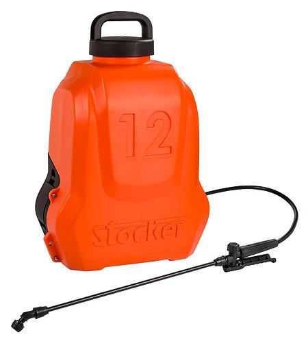 מרסס גב נטען 12 ליטר סטוקר