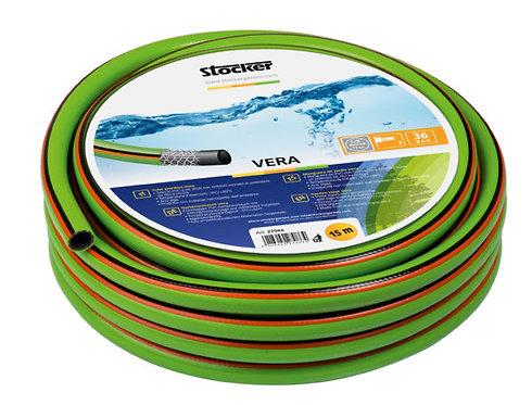צינור השקיה מחוזק 1/2 אורך 25 מטר דגם VERA