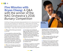 Five minutes with Bryan Cheng Q&A