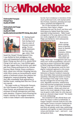 Double CD Review