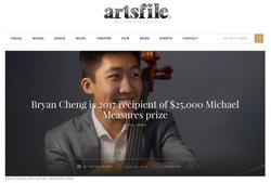 2017 recipient of $25K prize
