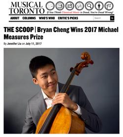 Bryan Cheng Wins Michael Measures