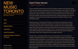 Esprit Goes Abroad
