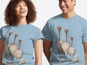 Ostrich ware