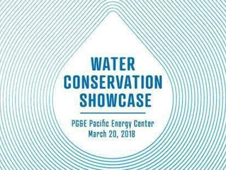 USGBC / PG&E 19th Annual Water Conservation Showcase