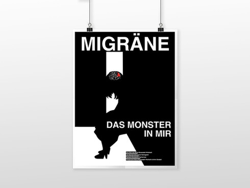 MIGRAINE THE MONSTER IN ME