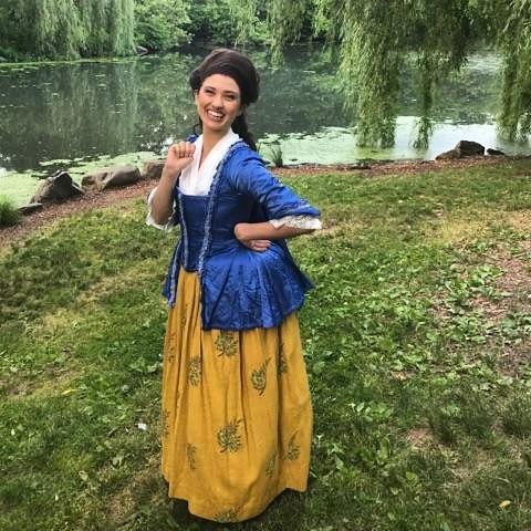 Miss. Julia Melville