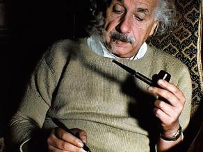 A Fórmula de Einstein para uma vida plena