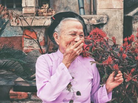 Sobre envelhecer usando pink