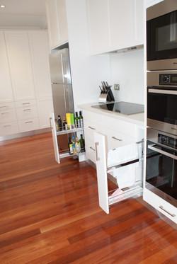 Kitchen Design - Drawer System