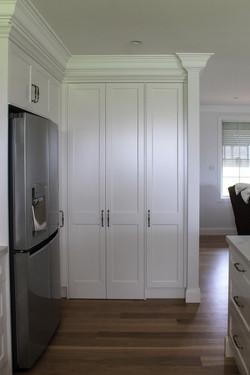 Door for Hidden Pantry (closed)