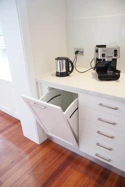 Kitchen Design - Bin System