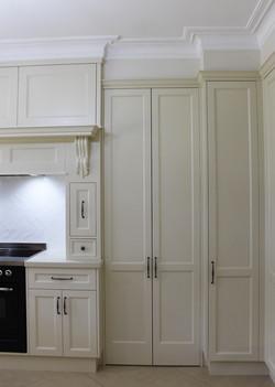 Kitchen Design - Walk-in Laundry