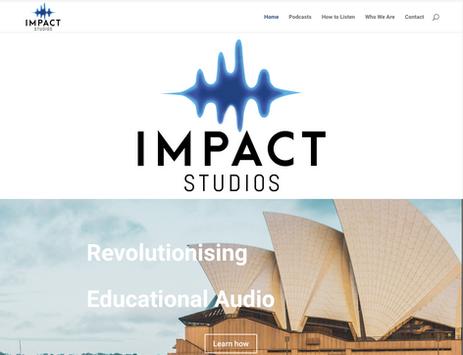 Impact Studios, University of Technology Sydney