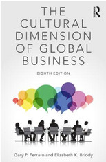 The Cultural Dimemsion of Global Business, 8th ed.