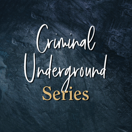 Criminal Underground Standalone Book Collection by Lucy Smoke and A.J. Macey
