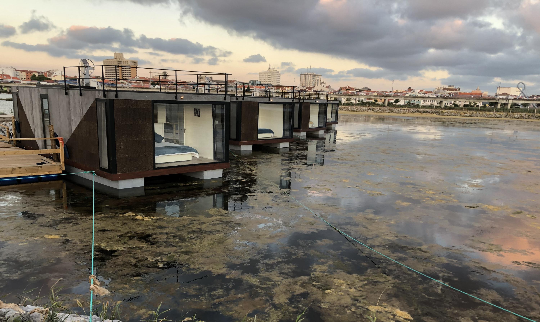 Houseboats aveiro - Noeirinha