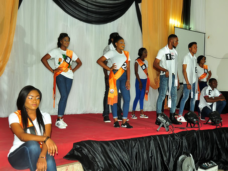Ritman University Pageantry Lands with Big Bang