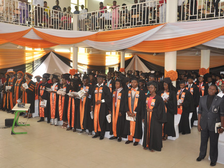 Ritman University Second Matriculation: Entrepreneurship in Focus