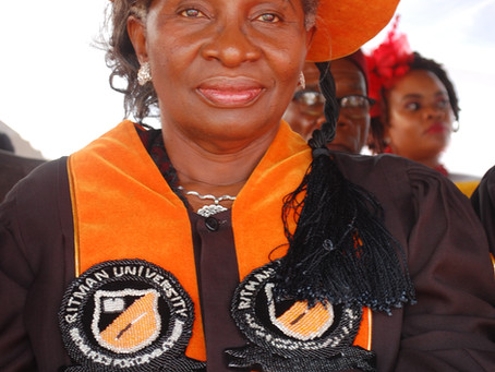 Prof Comfort Ekpo Trains RU Lecturers on Effective Teaching