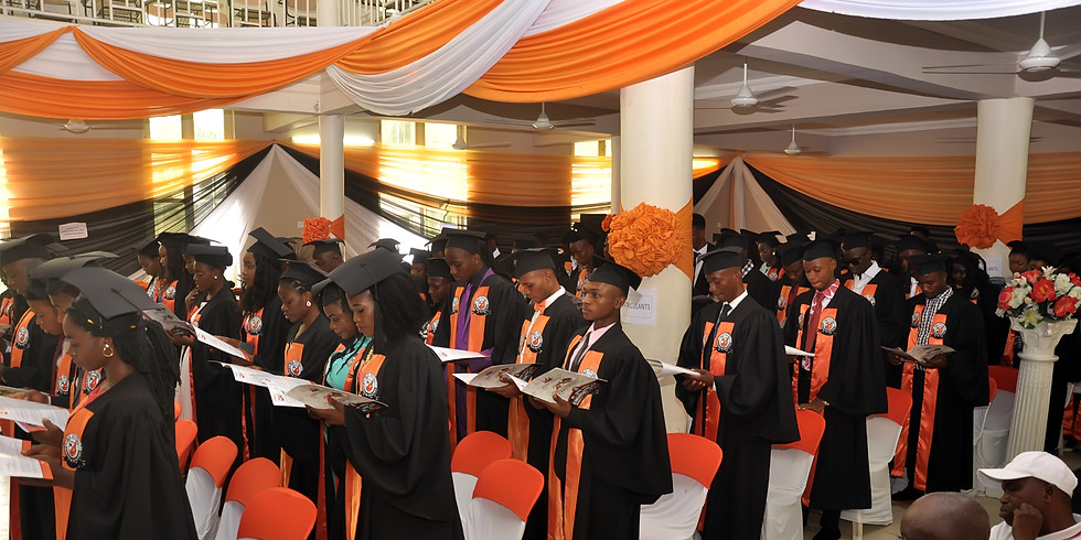 Upcoming 6th Matriculation Event