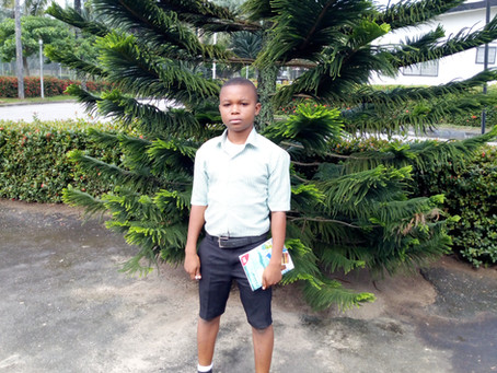 Close-Up with Prestige Archibong of Ritman College: Double Gold Medalist at the 2018 National Youth
