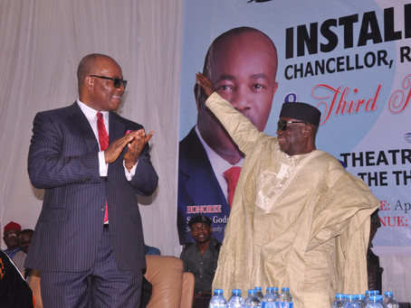 Laughter Resonates at Ritman University Lecture