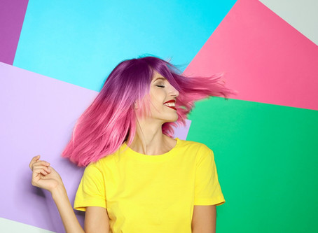 This Summer's Hottest Hair Colors