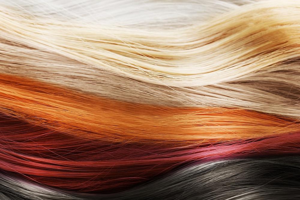 Multicolored Hair