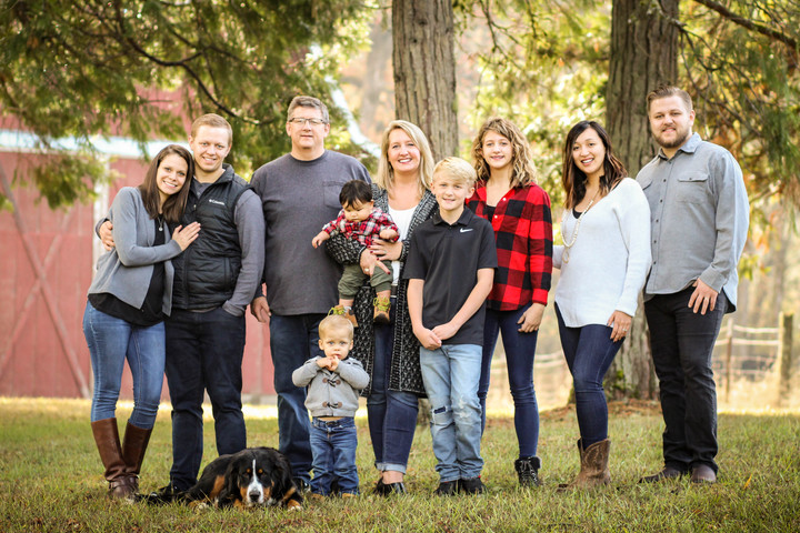 Reineke Family Photo Shoot