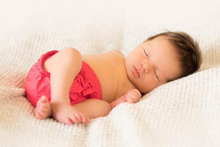 Sweet Baby Grace's Newborn Shoot