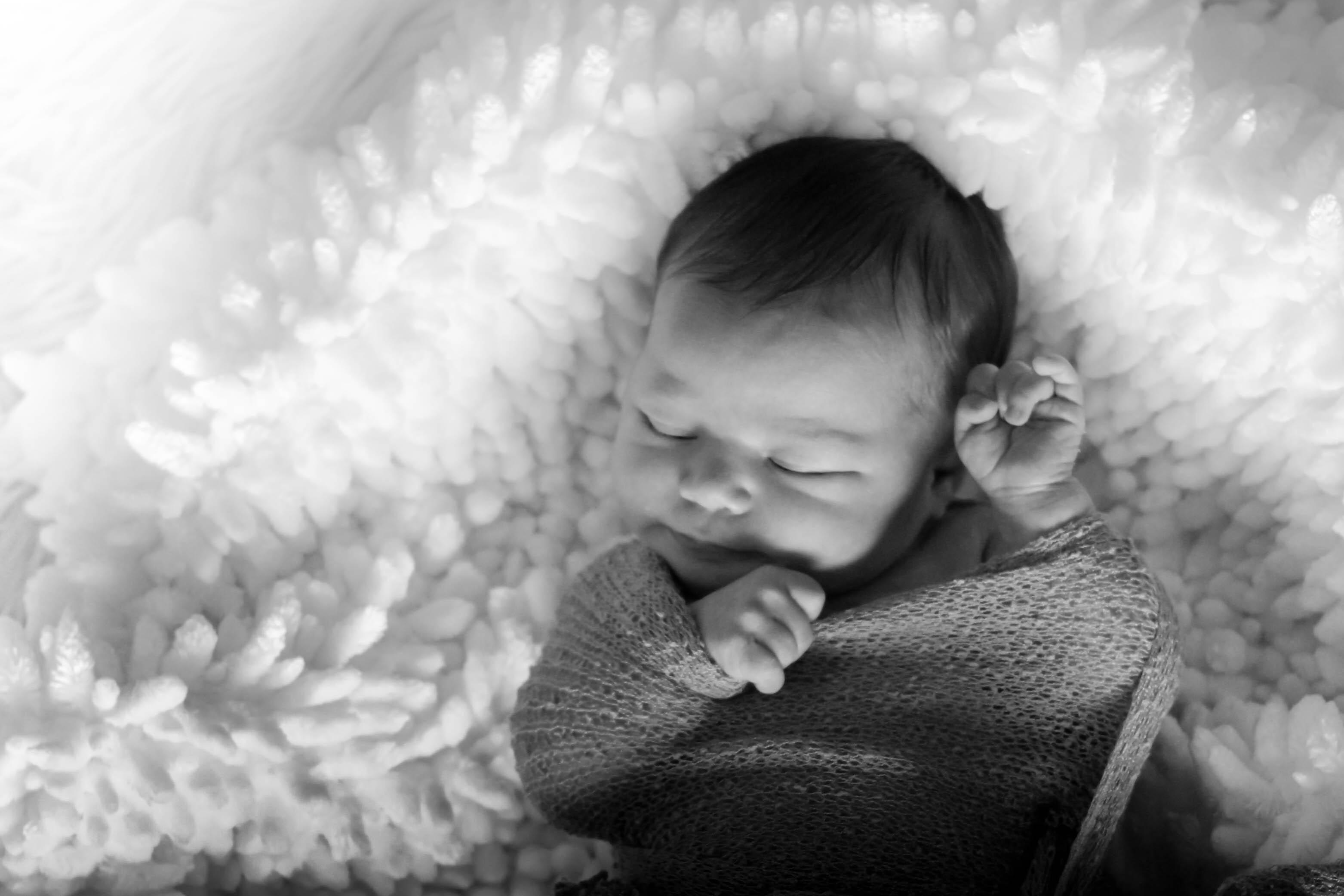 Myers Newborn Shoot by JeJe Design
