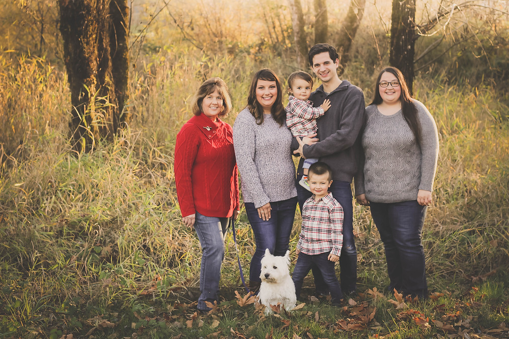 Haxby Family Photo Shoot by JeJe Design