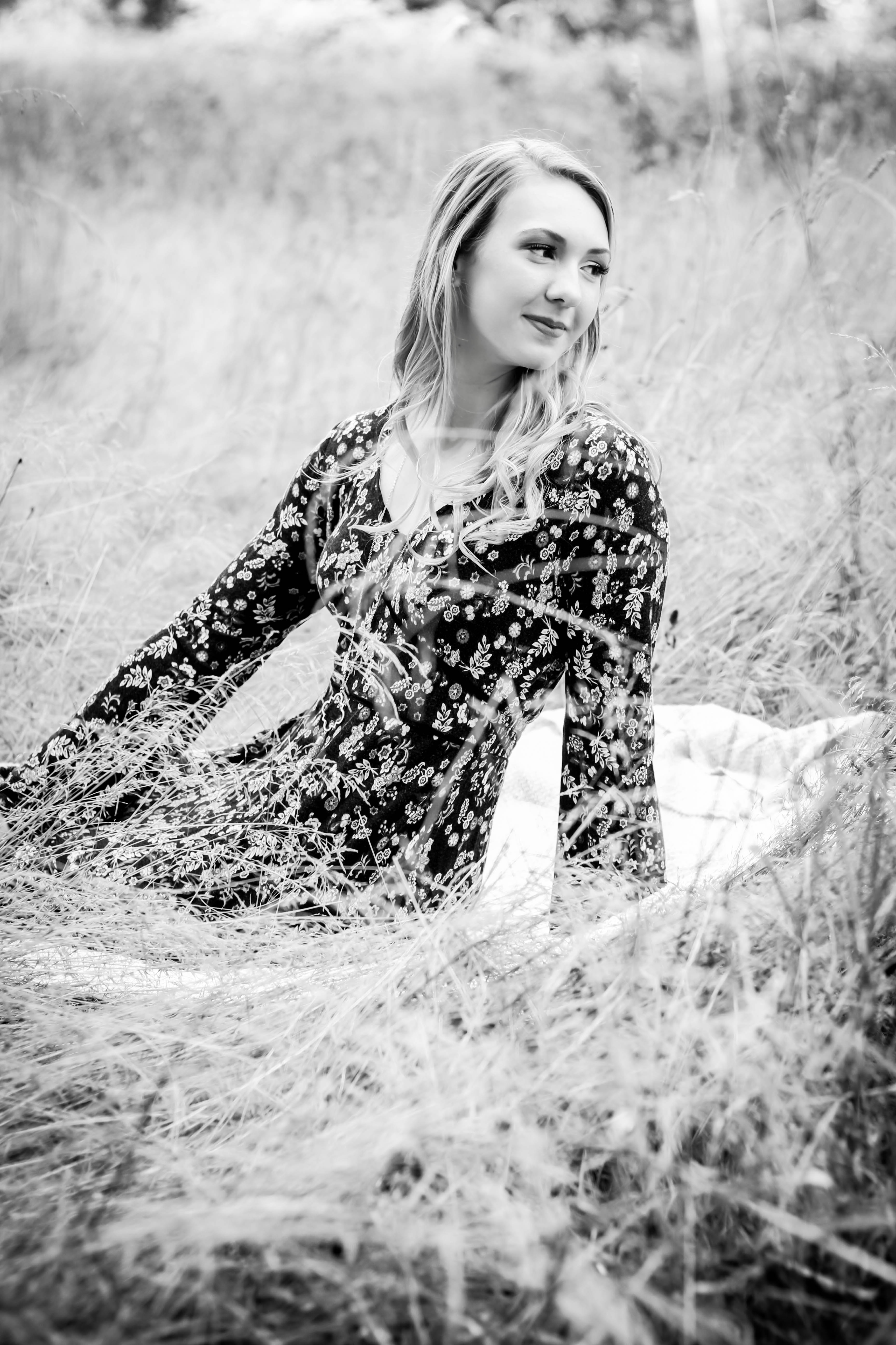 Senior Girl Photos by JeJe Design
