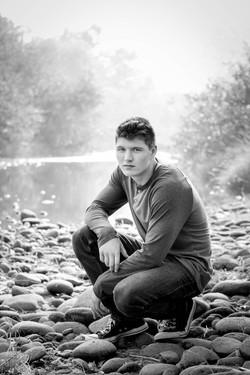 Senior Boy Photo by JeJe Design