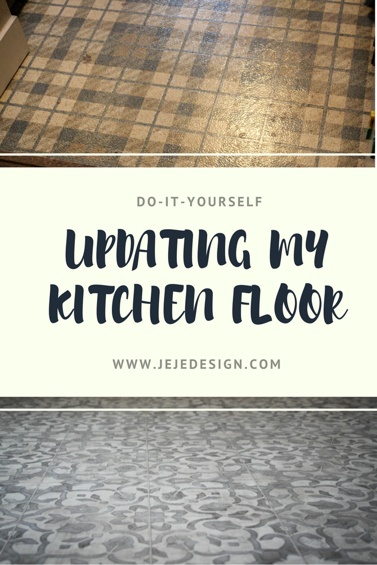Updating my kitchen by jeje design