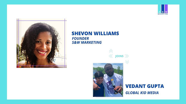 S&W Founder Shevon Williams