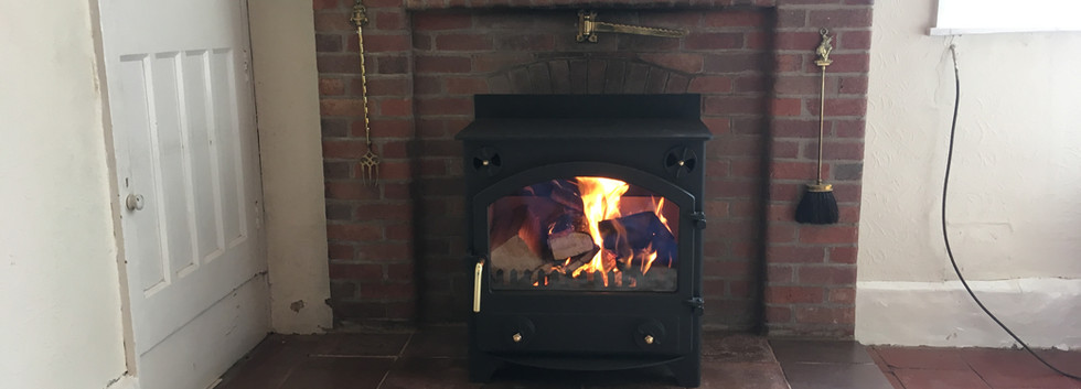 Town & Country multifuel stove