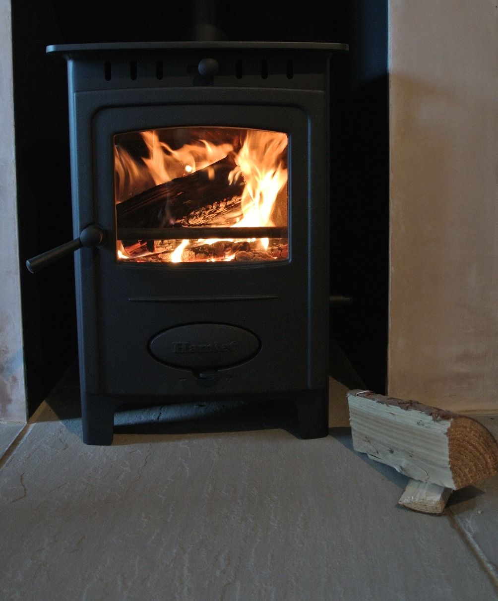 Small Wood Burner