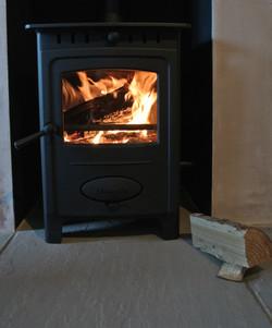 Small Wood Burner