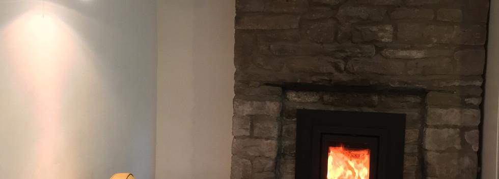 Contura i4 stove