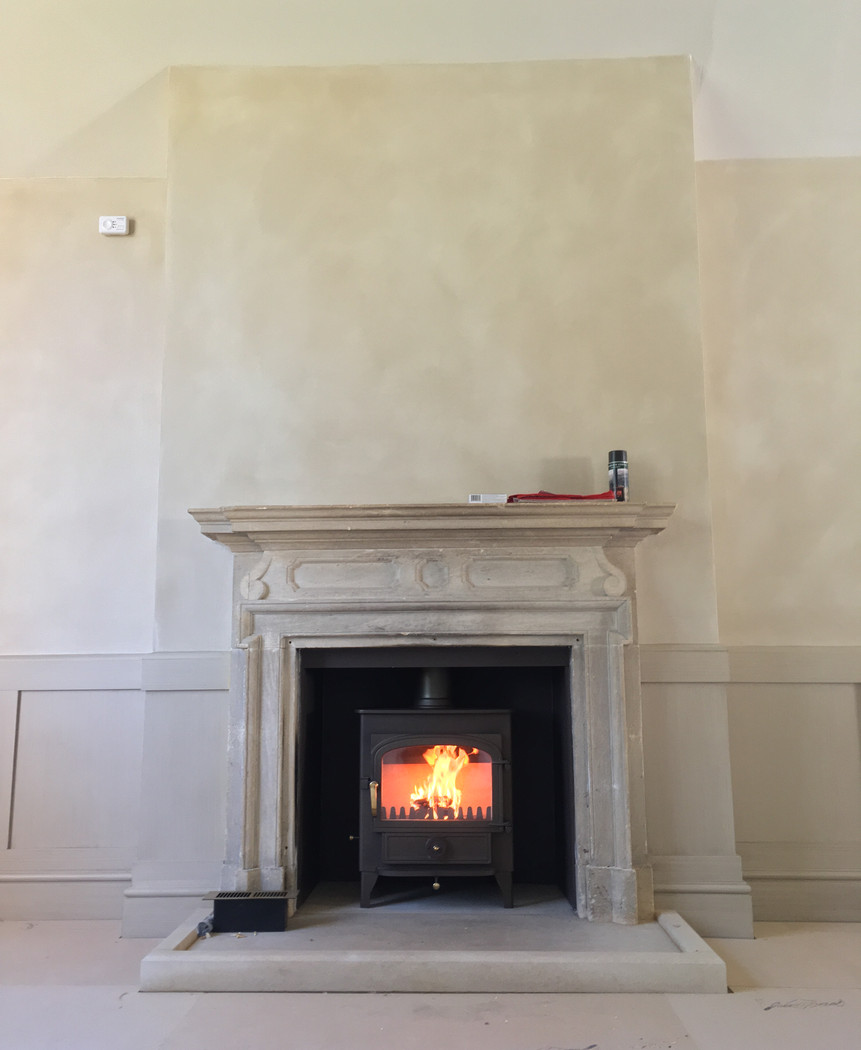 Clearview multifuel stove
