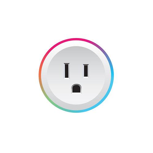 Smart Plug + Color LED Ring