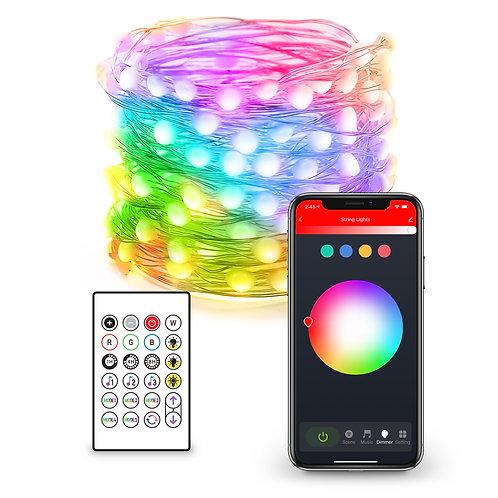 Smart Indoor LED String Lights