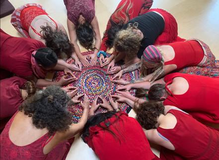 Heart Chakra Circle