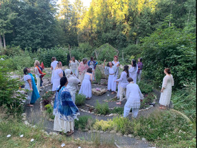 Embodying your Divine Womanhood Ceremony