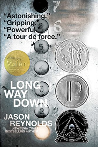 Book Review: Long Way Down by Jason Reynolds