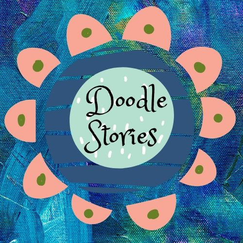 Introducing Doodle Stories (& oodles of art)